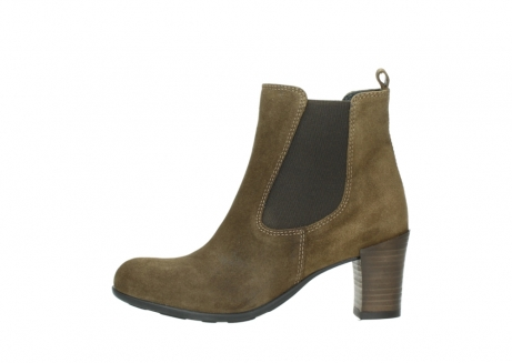wolky ankle boots 07748 kelly 40310 mid brown oiled suede_1