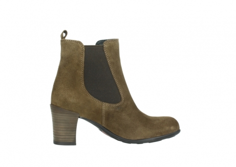 wolky ankle boots 07748 kelly 40310 mid brown oiled suede_12