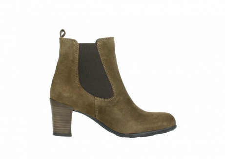 wolky ankle boots 07748 kelly 40310 mid brown oiled suede_13