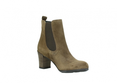 wolky ankle boots 07748 kelly 40310 mid brown oiled suede_16