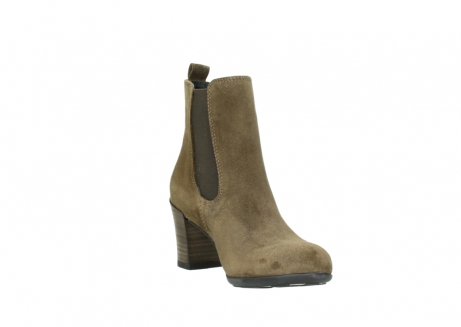 wolky ankle boots 07748 kelly 40310 mid brown oiled suede_17