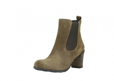 wolky ankle boots 07748 kelly 40310 mid brown oiled suede_22