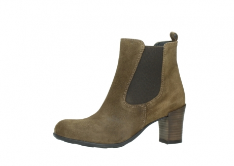 wolky ankle boots 07748 kelly 40310 mid brown oiled suede_24