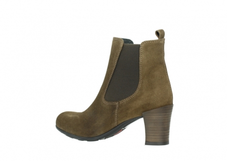 wolky ankle boots 07748 kelly 40310 mid brown oiled suede_3