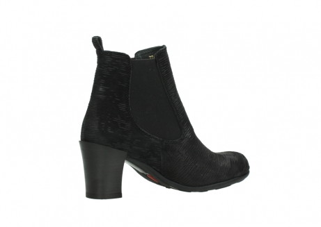 wolky ankle boots 07748 kelly 90002 black iliade leather_11