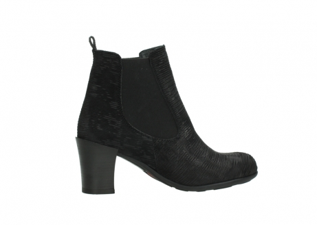 wolky ankle boots 07748 kelly 90002 black iliade leather_12