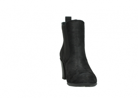 wolky ankle boots 07748 kelly 90002 black iliade leather_18