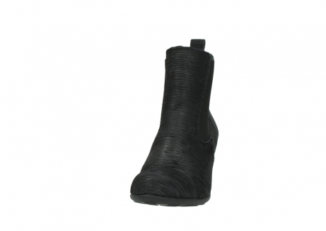 wolky ankle boots 07748 kelly 90002 black iliade leather_20