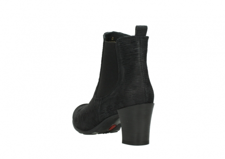 wolky ankle boots 07748 kelly 90002 black iliade leather_5