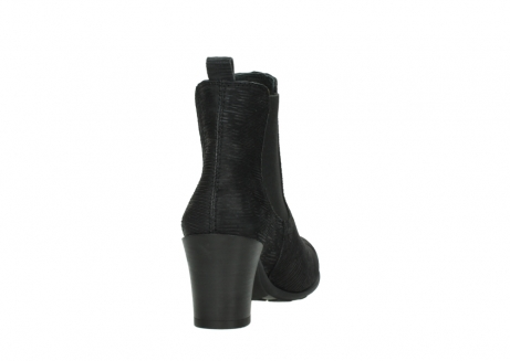 wolky ankle boots 07748 kelly 90002 black iliade leather_8