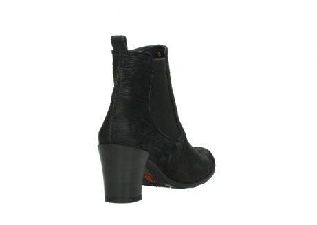 wolky ankle boots 07748 kelly 90002 black iliade leather_9