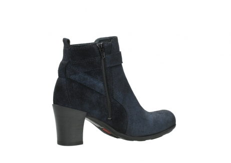 wolky ankle boots 07749 raquel 48800 blue suede_11