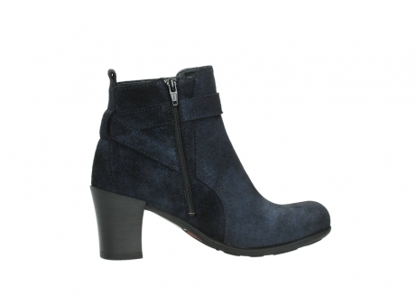 wolky ankle boots 07749 raquel 48800 blue suede_12