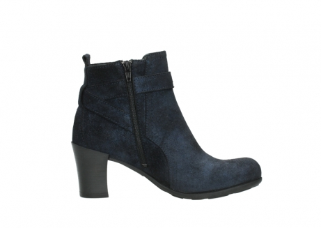 wolky ankle boots 07749 raquel 48800 blue suede_13