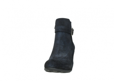 wolky ankle boots 07749 raquel 48800 blue suede_20