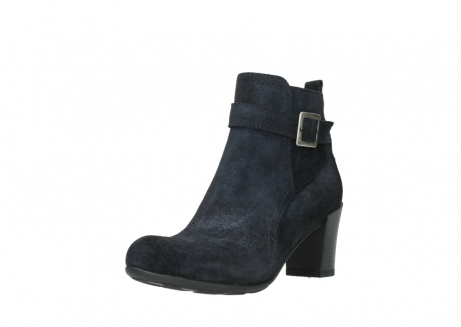 wolky ankle boots 07749 raquel 48800 blue suede_22