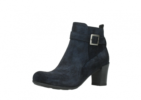 wolky ankle boots 07749 raquel 48800 blue suede_23