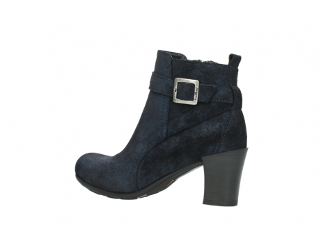 wolky ankle boots 07749 raquel 48800 blue suede_3