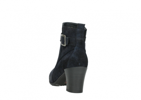 wolky ankle boots 07749 raquel 48800 blue suede_6
