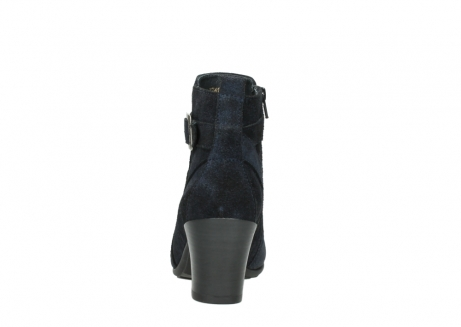 wolky ankle boots 07749 raquel 48800 blue suede_7