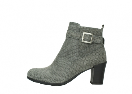 wolky ankle boots 07749 raquel 90153 taupe printed suede_1