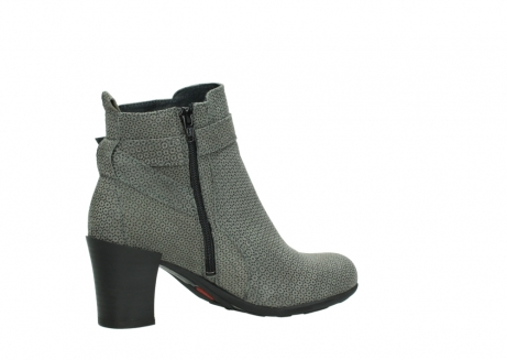 wolky ankle boots 07749 raquel 90153 taupe printed suede_11