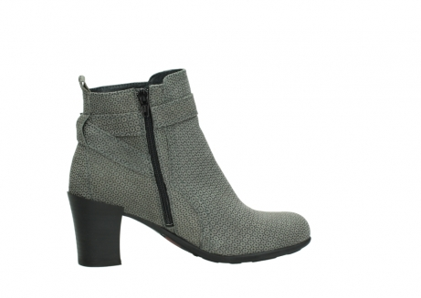 wolky ankle boots 07749 raquel 90153 taupe printed suede_12