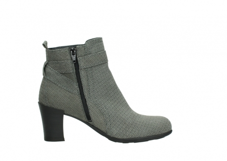 wolky ankle boots 07749 raquel 90153 taupe printed suede_13