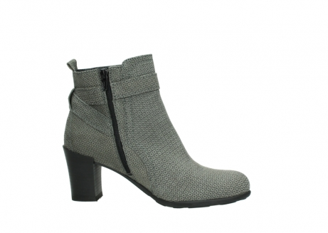 wolky ankle boots 07749 raquel 90153 taupe printed suede_14