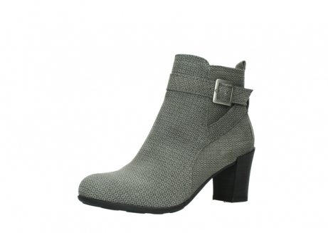 wolky ankle boots 07749 raquel 90153 taupe printed suede_23
