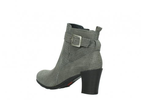 wolky ankle boots 07749 raquel 90153 taupe printed suede_4
