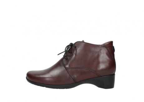 wolky bottines 07821 zircon 20510 cuir bordeaux_1