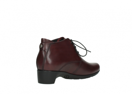 wolky ankle boots 07821 zircon 20510 bordeaux leather_10