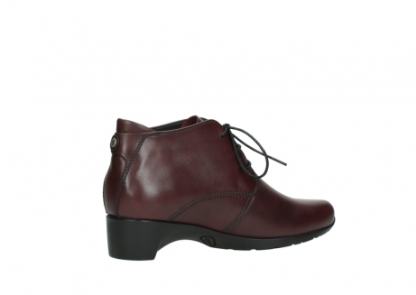 wolky ankle boots 07821 zircon 20510 bordeaux leather_11