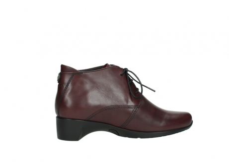 wolky ankle boots 07821 zircon 20510 bordeaux leather_12