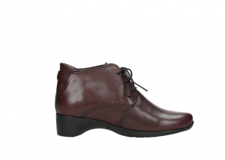 wolky ankle boots 07821 zircon 20510 bordeaux leather_13