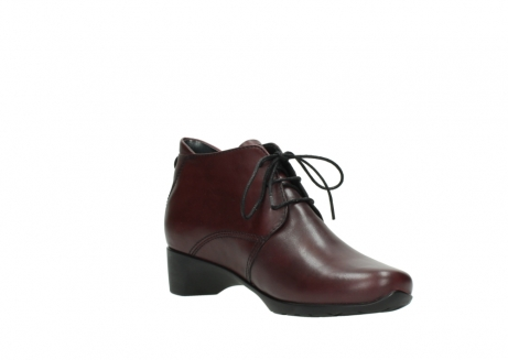 wolky ankle boots 07821 zircon 20510 bordeaux leather_16