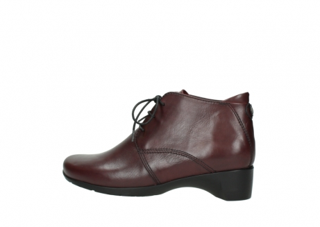 wolky ankle boots 07821 zircon 20510 bordeaux leather_2