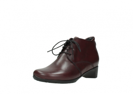 wolky ankle boots 07821 zircon 20510 bordeaux leather_22