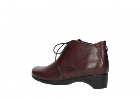 wolky ankle boots 07821 zircon 20510 bordeaux leather_3