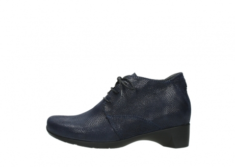 wolky ankle boots 07821 zircon 71800 blue leather_1