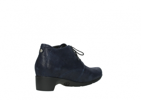 wolky ankle boots 07821 zircon 71800 blue leather_10