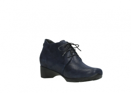 wolky ankle boots 07821 zircon 71800 blue leather_16