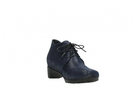 wolky ankle boots 07821 zircon 71800 blue leather_17