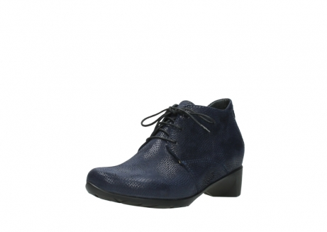 wolky ankle boots 07821 zircon 71800 blue leather_22