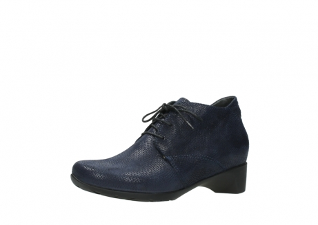 wolky ankle boots 07821 zircon 71800 blue leather_23