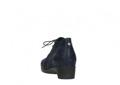 wolky ankle boots 07821 zircon 71800 blue leather_6