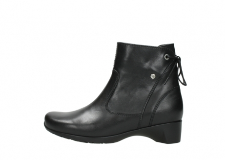 wolky ankle boots 07822 beryl 20000 black leather_1