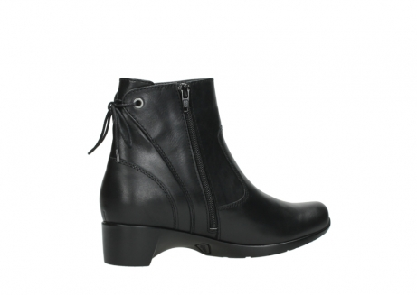 wolky ankle boots 07822 beryl 20000 black leather_11