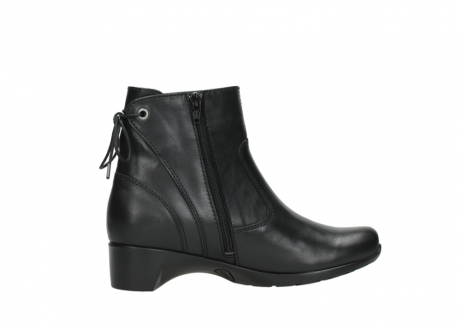 wolky ankle boots 07822 beryl 20000 black leather_12